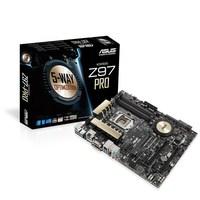 ASUS Z97-PRO, Socket: Intel® 1150, Chipset: Intel® Z97, DDR3, 3200MHz