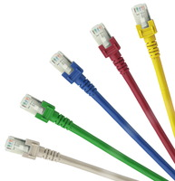 21.15.0452-40 ROLINE FTP Patch Cord Cat.5e, yellow, 10m