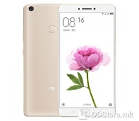 Xiaomi Mi Max 32gb Gold Color, Dual SIM, Display 6.44 inches, Resolution: 1080 x 1920 pixels, IPS LCD capacitive touchscreen, 16M colors, Corning Gorilla Glass 4, CPU: Octa-core (4x1.8 GHz Cortex-A72 & 4x1.4 GHz Cortex-A53), Chipset: Qualcomm MSM8956
