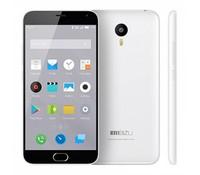 "MEIZU M2 Note, Smartphone White, 5.5"" IPS screen(1920*1080px) FullHD, Shell Material Plastic, Dual SIM, Micro SD, 3G: WCDMA 900/2100MHz,  4G: FDD LTE 800/1800/2600MHz, MTK6753, Cortex A53 octa core, 1.3GHz;  GPU: Mali-T720, 2GB RAM, 16GB  ROM, Dual c"