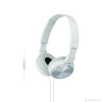 Headphones Sony MDR-ZX310APW w/Microphone White