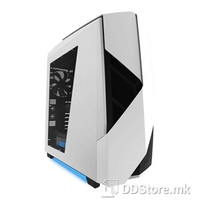 NZXT NOCTIS 450 MID TOWER CHASSIS (GLOSSY WHITE)
