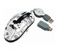 DSY MM200 Mini Optical mouse OPTICO MICKEY COMIC, USB