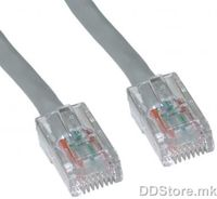 X5TECH Network Cable UTP 5m gray