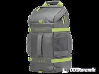 HP 15.6 Odyssey Sport Backpack grey/green