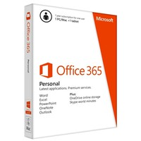 Office 365 Personal 1YR (Word, Excel, PowerPoint, OneNote, Outlook)