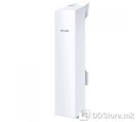 TP-Link CPE520 Outdoor 5GHz 300Mbps Wireless CPE, Qualcomm, up to 27dBm, 2T2R, 5GHz 802.11a/n, 16dBi directional antenna, Weather proof, 2 10/100Mbps LAN, Passive PoE, support TDMA and centralized management, AP Router/WISP Client Router/AP/AP Client