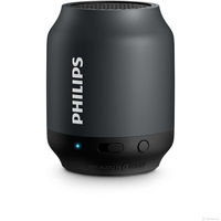 Speaker 1.0 Bluetooth Philips BT25B Black