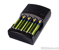 X5TECH Battery Charger Europe plug