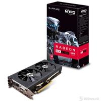 NITRO+ RX 480        8G GDDR5, 1306MHz (1266MHz)/ 2000MHz, DUAL HDMI/ DVI-D/ DUAL DP, w/BP