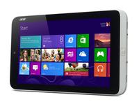 """Tablet Acer Iconia PC W3-810-1416 Win8  8,1"""" (1280x800) Atom Z2760 dual 1,5GHz, Memory 64GB, Ram 2GB, mini HDMI, Wi-Fi, Bluetooth, black"""