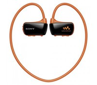 SONY NWZW273SD.CEW, Waterproof Walkman MP3 Player