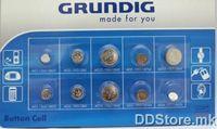 Grundig Button Cell (10 Pieces)