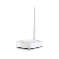 Wi-Fi Router Tenda N150 150Mbps, 5dbi fixed antenna, 1x10/100Mbps WAN Port, 3x10/100Mbps LAN ports; 2.4GHZ, DHCP, PPPoE, Static IP, PPTP, L2TP, WPS, WISP,Universal Repeater;