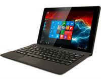 "Tablet PC GOCLEVER Insignia 2 1010 Win Quad 1.33GHz/2GB/32GB/10.1""HD/BT/2xcam/Black/Win10 w/Keyboard"