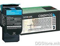 TONER Lexmark C54x,X54x 2K CYAN