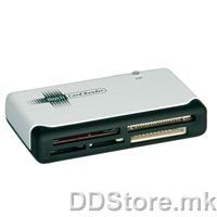 15.99.6231-20 VALUE USB 2.0 Multi Card Reader for Notebooks