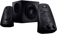Gembird WCS-731 RMS power output: 1 W x 2 + 2 W, Frequency response: 60 Hz - 180 Hz subwoofer; 200 Hz - 20 kHz satellites