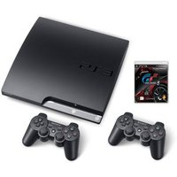 SONY PS 3 320GB, + Dual Shock X 2 + Igra Grand Turismo