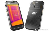"""CAT mobilen telefon S60, (DualSIM)13mp,IP68,termalna kamera,810G,3800mAh,3GB,Processor Qualcomm MSM8952-3,Super bright 4.7"""" HD"""