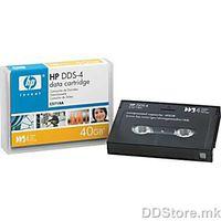 HP Data casette DDS-4 4mm/150m 40GB C/1 C5718A