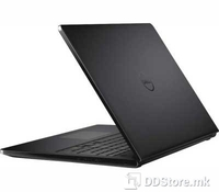 Dell Inspiron 3558 (Black) - Intel® Core™ i3-5005U Processor (3M Cache, 2.00 GHz), Intel HD Graphics 5500,  4 GB 1600MHz DDR3, 500 GB 5400RPM HDD, DVD+/-RW Optical Drive, Web Camera, Wireless 802.11ac, Bluetooth4.0, Dual Band 2.45 GHz, 2 tuned spe