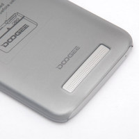 Case Transparent Hard Cover for DOOGEE Y100 White