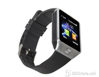 """GOCLEVER CHRONOS CONNECT 2 SmartWatch Black 1.54"""" w/SIM/Camera/BT/Touch/Fitness"""