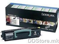 LEXMARK TONER Lexmark X203/X204 2.5K