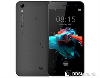 "Smartphone 5.0"" HD HOMTOM HT16 Black Quad Core 1.3GHz/1GB/8GB/Dual SIM/5MP+8MP/A6.0"