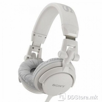 Headphones Sony MDR-V55W Reversable Ear Cups White
