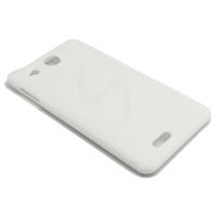 Футрола силиконска S za Alcatel One touch Idol Ultra (S850) бела