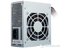 PSU Micro 400W Matrix 20+4pin, 2xSATA, 8cm Fan