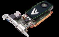 ®AFOX NVIDIA GT430 PCI-E 1GB DDR3 128bit, Chipset GTS430  625MHz Core Clock, Memory clock 1333MHz, HDMI, DVI, VGA, AF430-1024D3HG2