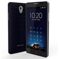 Flip Case w/Window for Blackview JK606 Leather Blue