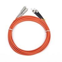 Gembird Cable Fiber Optic Duplex Multimode ST/SC 5M
