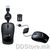 MOUSE GENIUS Navigator 305, Black USB, Retraceable, Stick-N-Go,