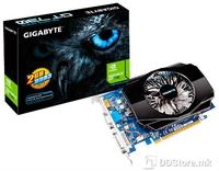 Gigabyte PCX GeForce GT730 2GB DDR3 (128bit) HDMI/DVI/VGA