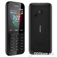 Nokia 222 Black Dual SIM