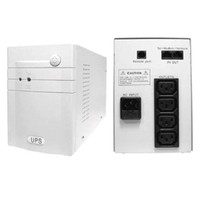 Weli Science MT-2000VA 1000W Line interactive UPS+ AVR, with USB port, Microprocessor control (IEC outlet x4), Battery 12V1234W x2