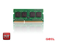 SODIMM Notebook Memory Geil 4GB DDR3 1600Mhz CL11 Low Voltage Single Sided