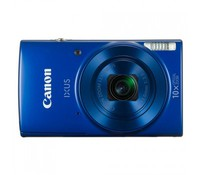 Canon IXUS 180 Blue KIT, 8GB + BAG, 20MP