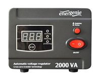 Automatic AC Voltage Stabilizer 2000 VA Digital Series w/Protection