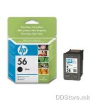 HP HEWLETT-PACKARD, Tinta, Black, 19 ml, 450 str., za HP Deskjet 450ci/450cbi/450wbt/5550 series/5100/5600 series/5850/9650/9670/9680/9680gp/HP Officejet 4105/4110/4215/4219/4252/4255/5505/5510/5515/5550 series/5605/5610 /6110/HP PSC 1100/1200