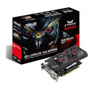 ASUS nVidia® GeForce® STRIX R7-370 (STRIX-R7370-DC2OC-2GD5-GAMING) 2GB GDDR5