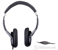 Headphones Trevi HTV 639 TV Black