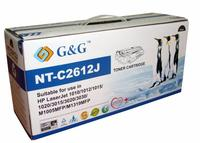 G&G NT-CH5412FY, (CB542A), up to 1.400 pages, Toner Cartridge Yellow for HP Color Laserjet CP1515n/CP1518ni/CP1215/CM1312 MFP