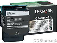 TONER Lexmark C54x,X54x 2.5K Black