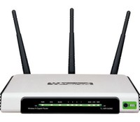 TP-Link TL-WR1043ND 300Mbps Ultimate wireless N Gigabit Router Atheros