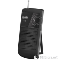 Portable Radio AM/FM Trevi RA 713 Black